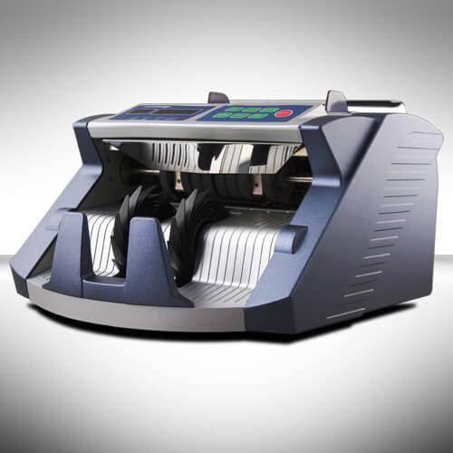 2-AccuBANKER AB 1100 PLUS UV/MG Geldscheinzähler