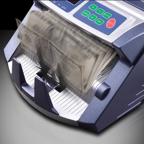 3-AccuBANKER AB 1100 PLUS UV/MG Geldscheinzähler