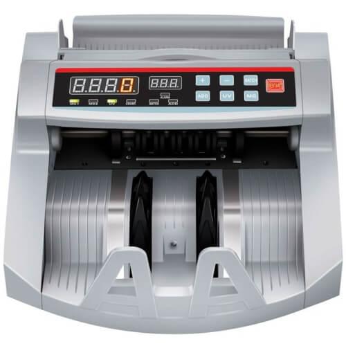 1-Cashtech 160 SL UV/MG Geldscheinzähler