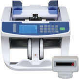Cashtech 2900 UV/MG Geldscheinzähler