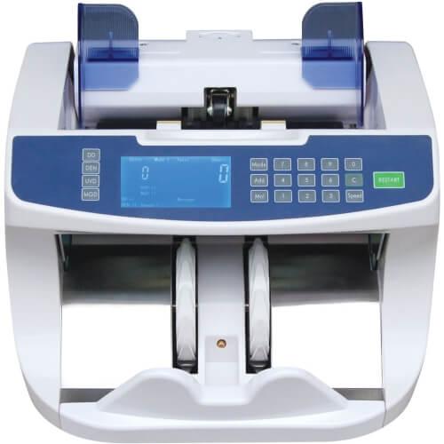 1-Cashtech 2900 UV/MG Geldscheinzähler