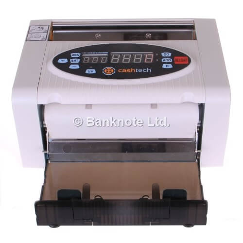 1-Cashtech 340 A UV  Geldscheinzähler