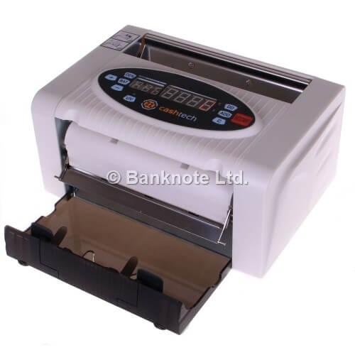 2-Cashtech 340 A UV  Geldscheinzähler