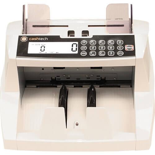 1-Cashtech 3500 UV/MG Geldscheinzähler