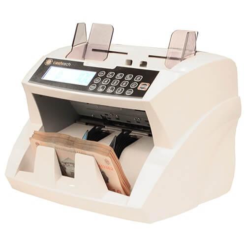 2-Cashtech 3500 UV/MG Geldscheinzähler