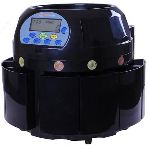 2-Cashtech 420 EURO Münzzähler