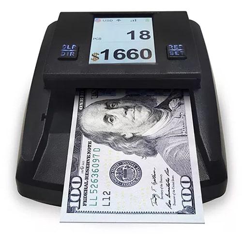 1-Cashtech 700A Geldscheinprüfer