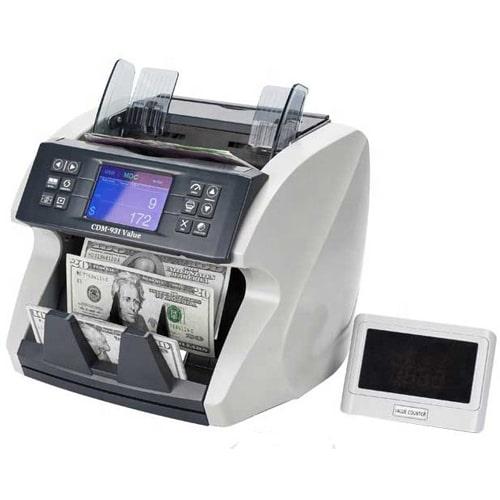 2-Cashtech 9000 Geldscheinzähler